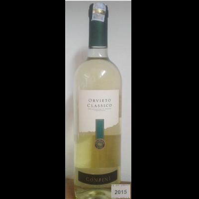 Wine Bottle Confini Orvieto Classico