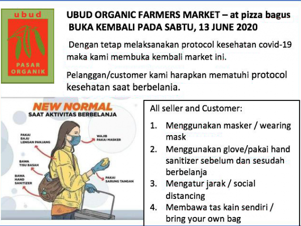The Organic Market Is Back !!